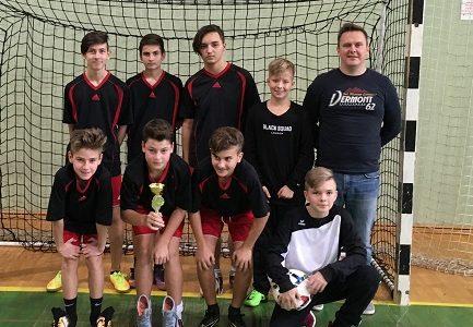 Medobčinsko tekmovanje v nogometu za starejše dečke